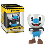 Set of 3 Funko Cuphead Vinyl Figures - Cuphead, Mugman, and The Devil
