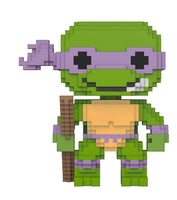 Funko 8-Bit Pop! - Teenage Mutant Ninja Turtle - Donatello
