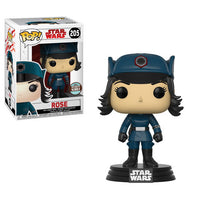Funko Star Wars Pop! - Rose in Disguise - Specialty Series