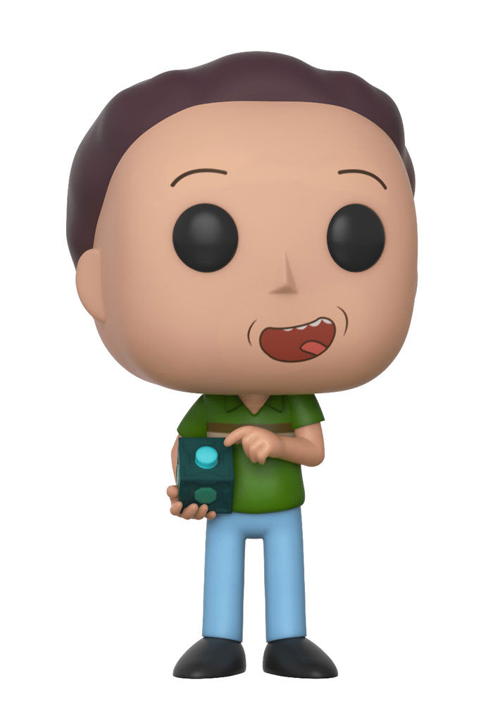 Funko Animation Pop! - Rick and Morty Series 3 Jerry - Pre-order