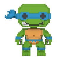 Funko 8-Bit Pop! - Teenage Mutant Ninja Turtle - Leonardo