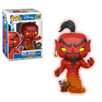 Funko Disney Pop! - Aladdin - Jafar (Red) Chase