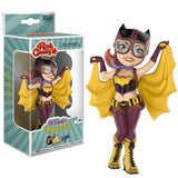 Funko Heroes Rock Candy - Set of 2 DC Bombshells - Wonder Woman & Batgirl