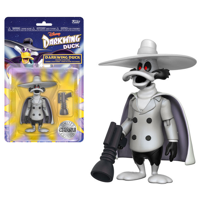 Funko Disney Afternoon Action Figure - Darkwing Duck Chase - Pre-Order