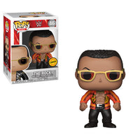 Funko WWE Pop! - WWE S6 - The Rock Old School Chase