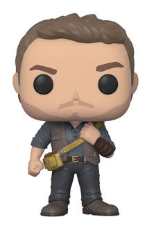 Funko Movies Pop - Jurassic World: Fallen Kingdom - Owen
