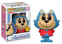 Funko Animation Pop! Hanna Barbera Top Cat - Benny the Ball Chase Pre-Order