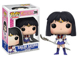 Funko Animation Pop! Sailor Moon Wave 2 - Sailor Saturn - Pre-order
