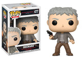 Set of 7 Funko Movies Pop!  Blade Runner 2049 - 6 Regular and 1 Chase