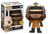 Funko Movies Pop!  Blade Runner 2049 - Sapper Chase #480