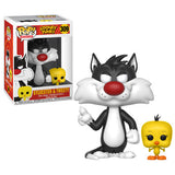 Funko Animation Pop! - Looney Tunes - Sylvester and Tweety