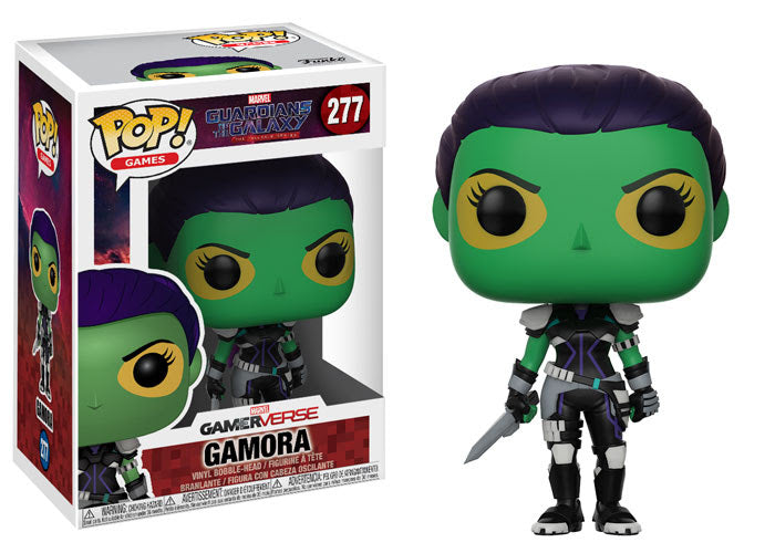 Funko Games Pop! - Guardians of the Galaxy The Telltale Series - Gamora