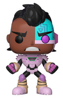 Funko TV Pop! - Teen Titans Go! The Night Begins to Shine S1 -Cyborg - Pre-Order