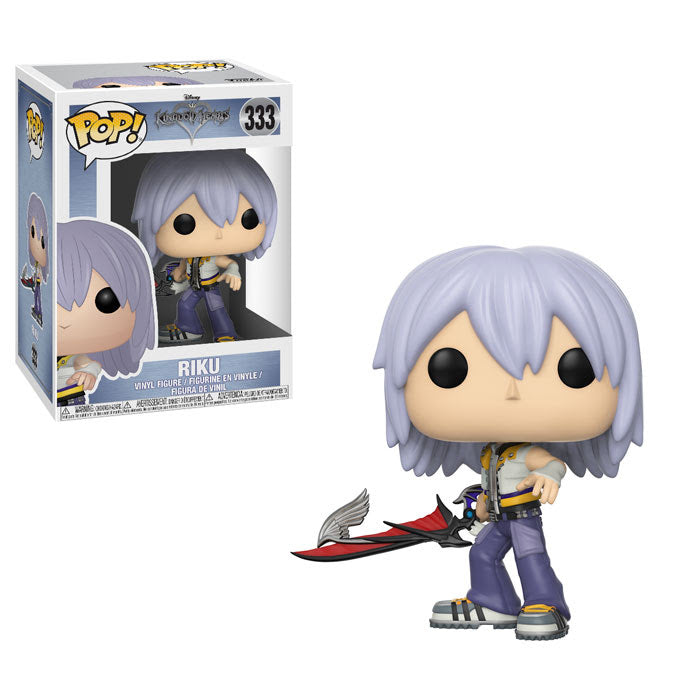 Funko Disney Pop! - Kingdom Hearts - Riku