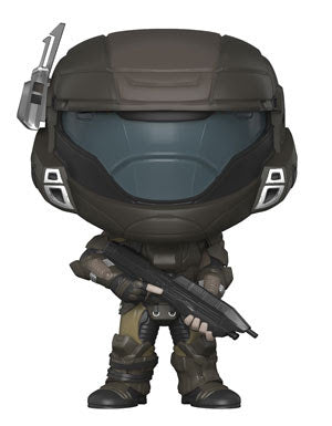 Funko Pop! - Halo: S1 - ODST-Buck-(Helmeted)