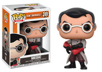 Funko Games Pop! - Team Fortress 2 - Medic - Pre-Order