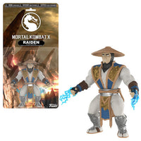 Funko Action Figures - Mortal Kombat X - Raiden