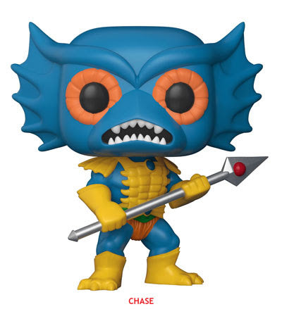 Funko Television Pop! - Masters of the Universe S2 - Blue Merman Chase