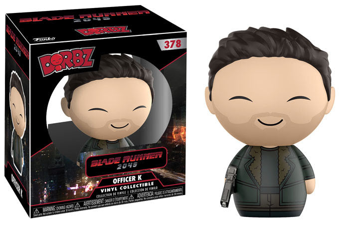 Funko Movies Dorbz  Blade Runner 2049 - Officer K #378