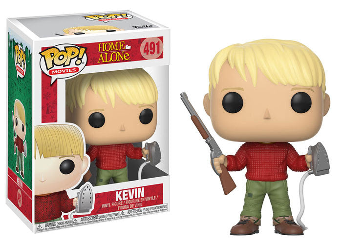 Funko Movies Pop! - Home Alone - Kevin #491