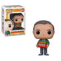 Funko Television Pop - Mister Rogers Neighborhood - Mister Rogers - Pre-Order