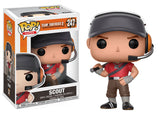 Funko Games Pop! - Team Fortress 2 - Scout - Pre-order