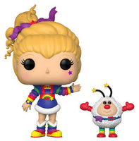 Funko Animation Pop - Rainbow Bright - Rainbow and Twink - Pre-Order