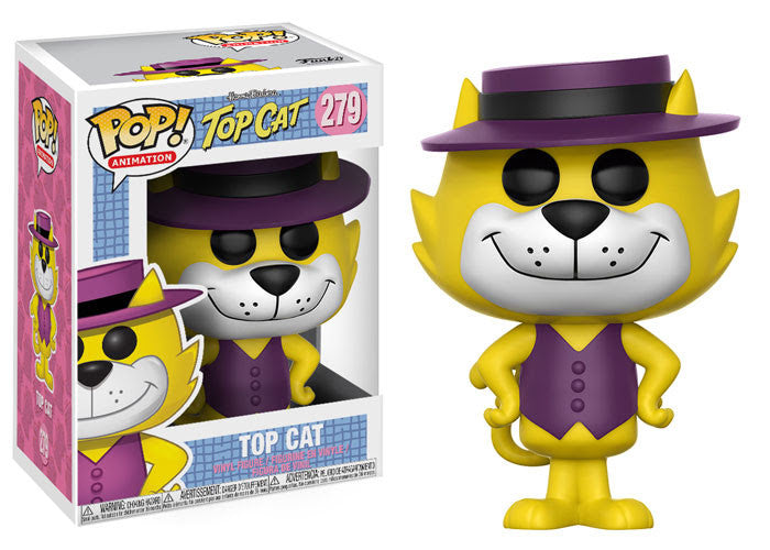 Funko Animation Pop! Hanna Barbera Top Cat: Top Cat