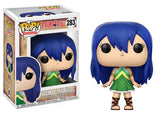 Set of 4 Funko Animation Pop! - Fairytale - Gray, Erza, Wendy, and Carla