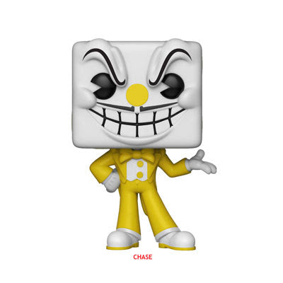 Funko Games Pop! S1: Cuphead - King Dice Chase