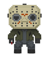 Funko 8-Bit Pop! - Horror - Jason Vorhees