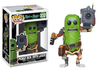 Funko Animation Pop! - Rick and Morty - Pickle Rick w/ Laser