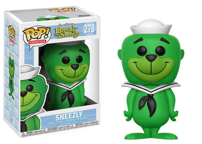 Funko Animation Pop! Hanna Barbera Breezly & Sneezly - Sneezy