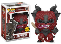 Funko Holiday Pop! - Krampus #14 Chase - Pre-Order