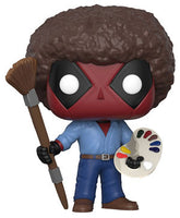 Funko Marvel Pop - Deadpool - Bob Ross