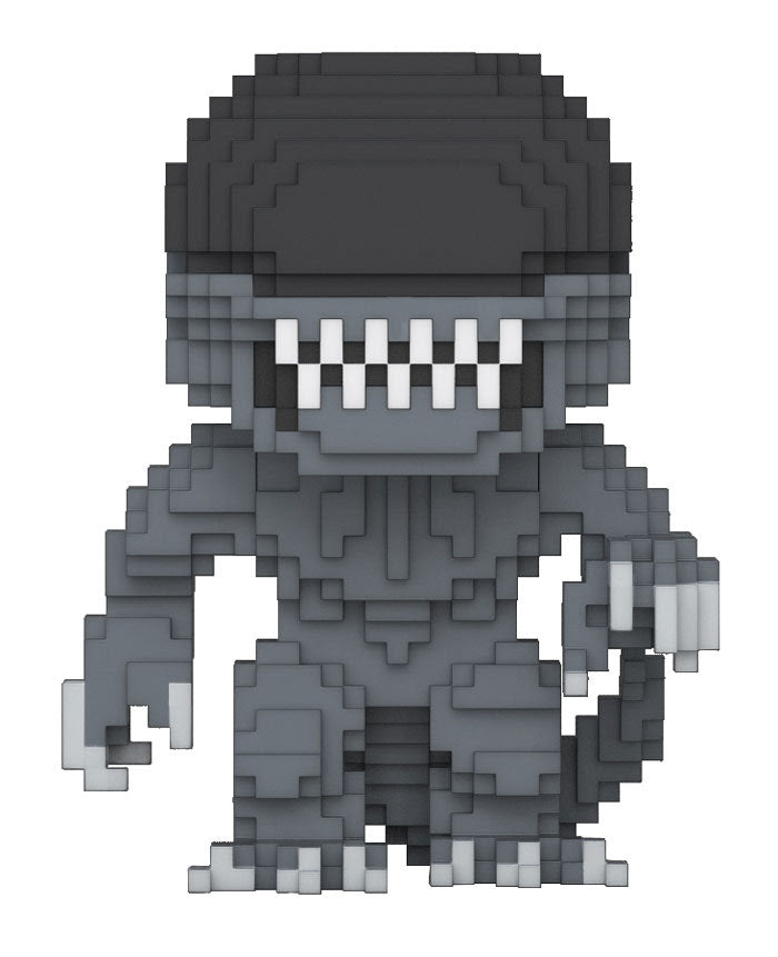Funko 8-Bit Pop! - Horror - Alien