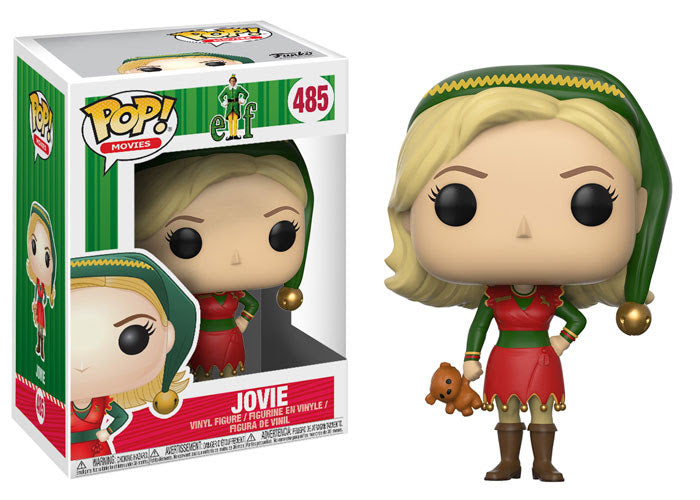Funko Movies Pop! - Elf - Jovie