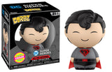 Set of 5 Funko Heroes Dorbz - DC Super Heroes - Includes Chase