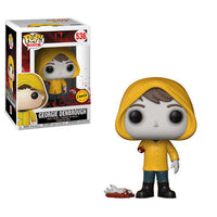 Funko Movies Pop - IT S2 - Georgie Denbrough w/ Boat Chase #536  & Regular Version
