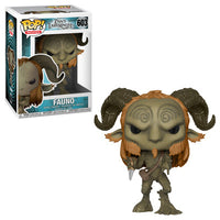 Funko Movies Pop - Pan's Labyrinth - Fauno - Pre-Order