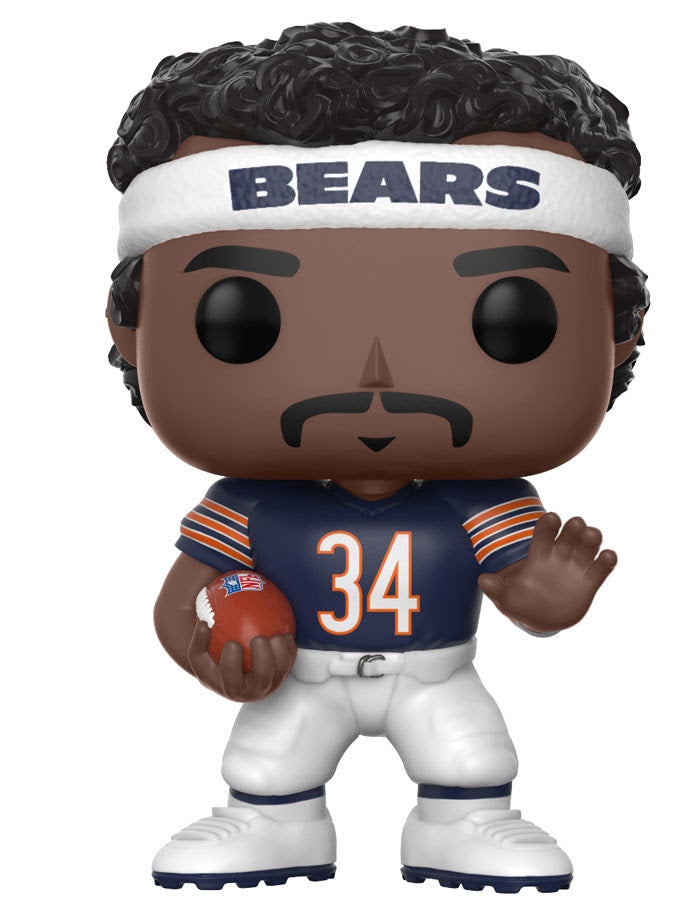 Funko NFL Legends Pop! Walter Payton (Bears Home)