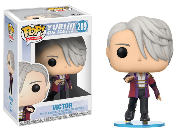 Funko Animation Pop - Yuri!!! On Ice - Victor (Skate Wear) - Pre-order