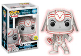 Set of 2 Funko Movies Pop! - Tron - Sark Glow in the Dark & Chase