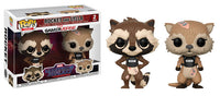 Funko Games Pop! - Guardians of the Galaxy The Telltale Series - Rocket & Lyla 2 Pack
