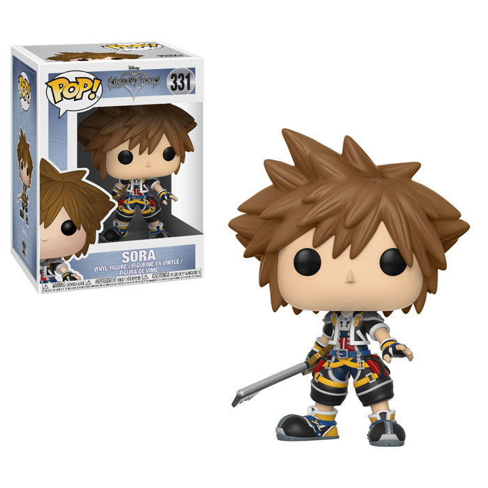 Funko Disney Pop! - Kingdom Hearts - Sora - Pre-order