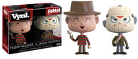 Funko Vynl. Figures - Jason & Freddy Set
