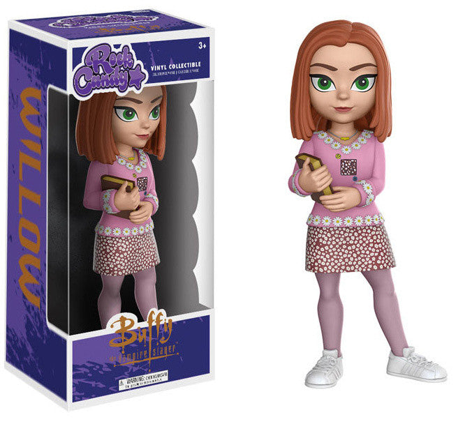 Funko Television Rock Candy Buffy the Vampire Slayer - Willow Pre-Order