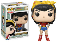Funko Pop! DC Comics Bombshells - Wonder Woman #167<br>Pre-Order