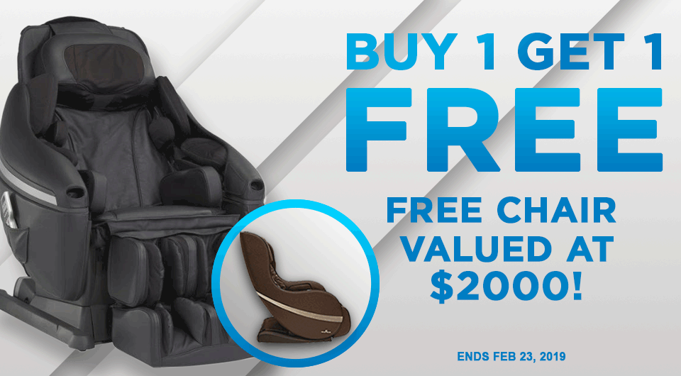 Massage Chair BOGO!
