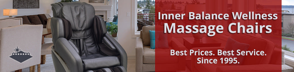 Inner Balance Wellness Massage Chairs